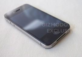Первые снимки iPhone 4G/HD