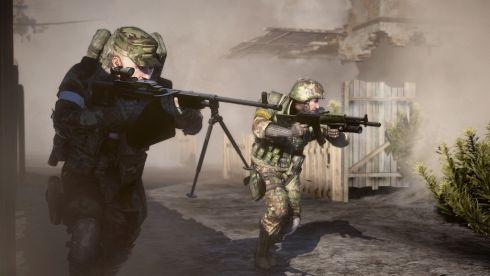 Превью к игре Battlefield: Bad Company 2