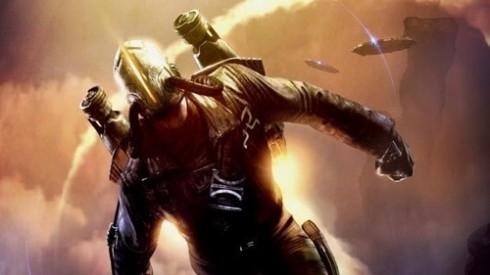 Видео к игре Dark Void