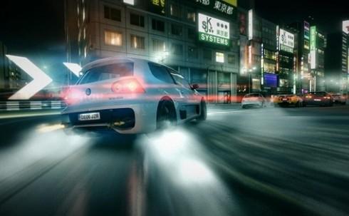 Обзор игры Blur