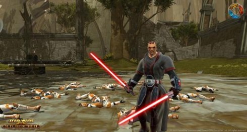 Превью к игре Star Wars: The Old Republic