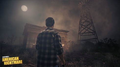 Прохождение Alan Wake's American Nightmare