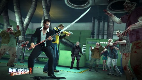 Обзор игры Dead Rising 2: Case West