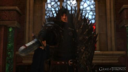 Прохождение Game of Thrones