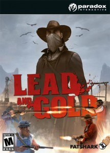 Обзор игры Lead and Gold: Gangs of the Wild West