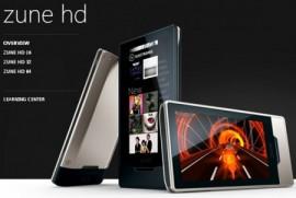 Microsoft готовит Zune HD 64GB