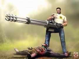 Коды к игре Serious Sam HD: The Second Encounter