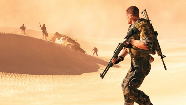 Прохождение Spec Ops: The Line