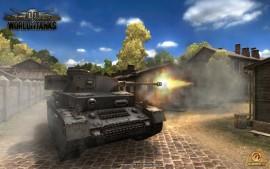 World of Tanks – первый этап ЗБТ позади