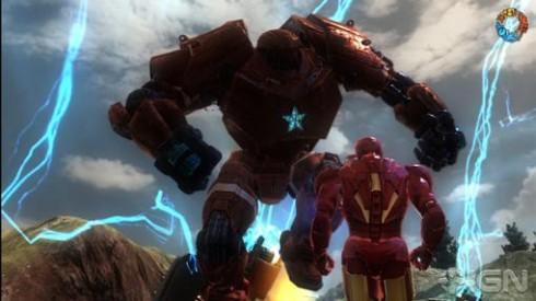 Превью к игре Iron Man 2