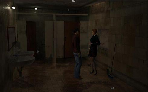 Место встречи изменить нельзя. Дамский туалет — почти аналог закрытого клуба.