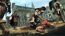 Прохождение игры Assassin's Creed: Brotherhood