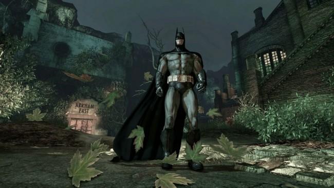 Прохождение Batman: Arkham Asylum