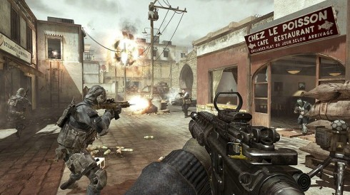 Прохождение Call of Duty: Modern Warfare 3