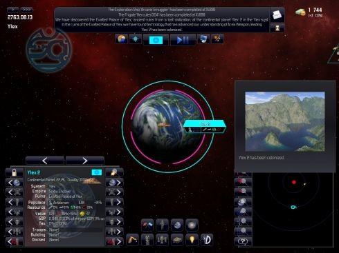 Вот и еще одна планета колонизирована.