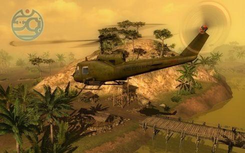 Война во Вьетнаме — война вертолетов. Но едва ли нам дадут поуправлять «вертушкой».