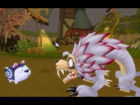 Обзор игры Dragonica