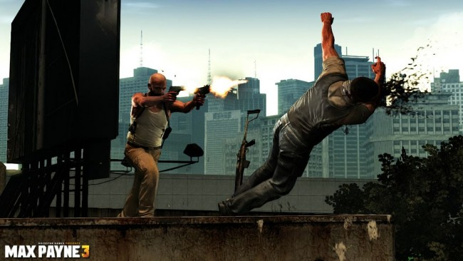 Прохождение Max Payne 3