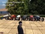 А Вы смогли загнать эти шесть машинок на задний двор в Экстриме?