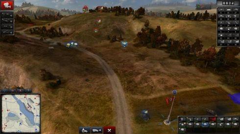 Как и прежде, пехота играет очень важную роль. Она принимает на себя удар и отвлекает противника от основных войск.