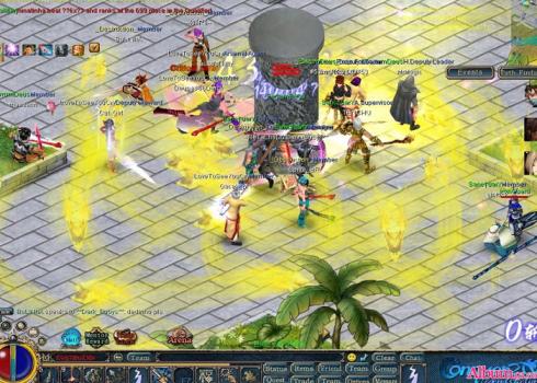 Краткий обзор игры Покоритель Онлайн