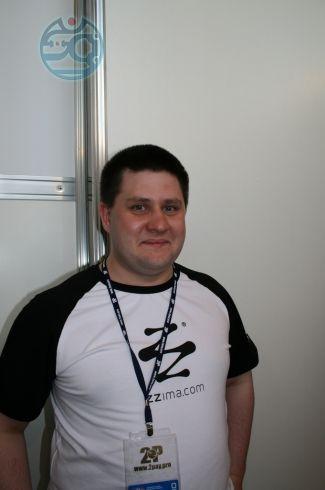 Об игре нам рассказывал замечательный разработчик — Виктор Морозов.