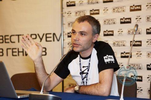 Очень многое об игре нам сказал Сергей Орловский. Хотя он ни разу и не упомянул Prime World.