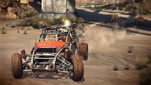 Обзор игры Rage