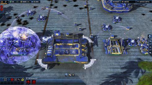 Обзор игры Supreme Commander 2