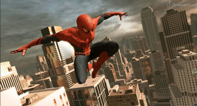 Прохождение The Amazing Spider-Man