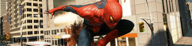 Чит коды к игре The Amazing Spider-Man