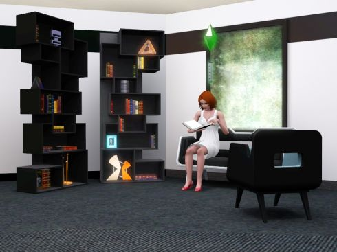 Обзор игры Sims 3: High-End Loft Stuff, The