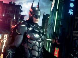 Новый трейлер Batman: Arkham Knight, где герой нападает на корпорацию Ace Chemicals