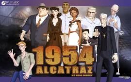 Прохождение игры 1954: Alcatraz