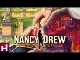 Прохождение игры Nancy Drew: Labyrinth of Lies