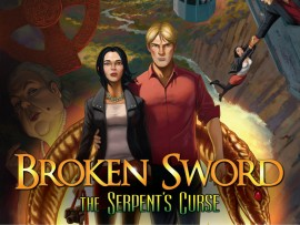 Прохождение игры Broken Sword 5 — The Serpent's Curse: Episode One