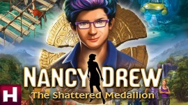 Прохождение игры Nancy Drew: The Shattered Medallion