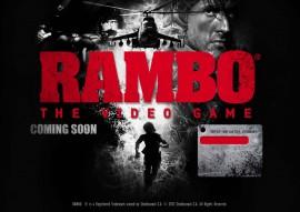 Новый трейлер Rambo: The Video Game выглядит чуть менее страшно